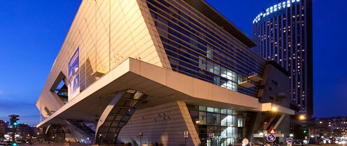 Palais des congrès pour l'ADF