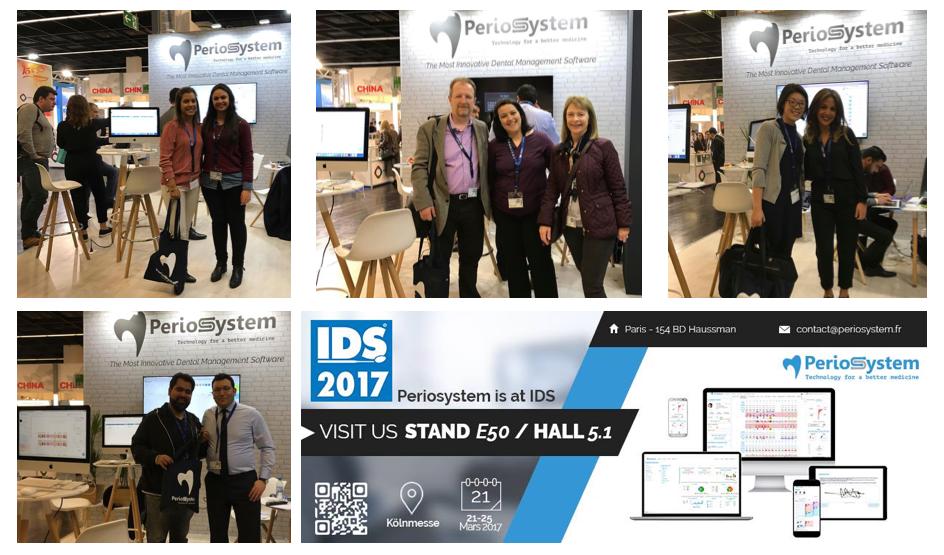 PerioSystem est à l'IDS 2017