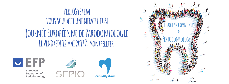 Journée européenne de Parodontologie 2017